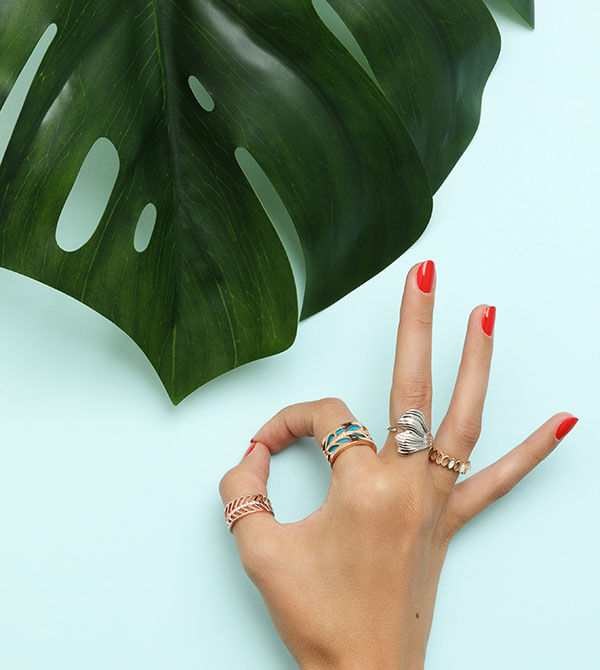Les Cumulables Stackable Rings