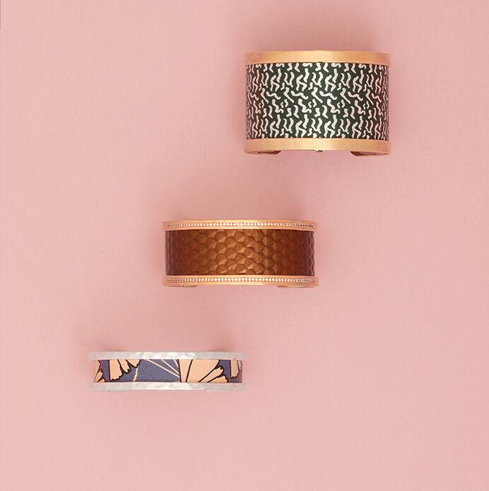 Les Georgettes Personalised Patterned Bracelets