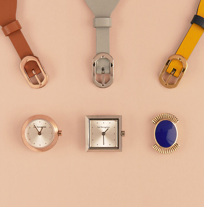 Les Georgettes Watch Cases