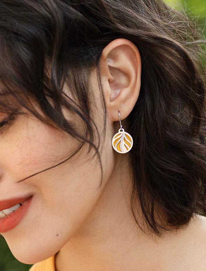 Les Georgettes Personalised Earrings