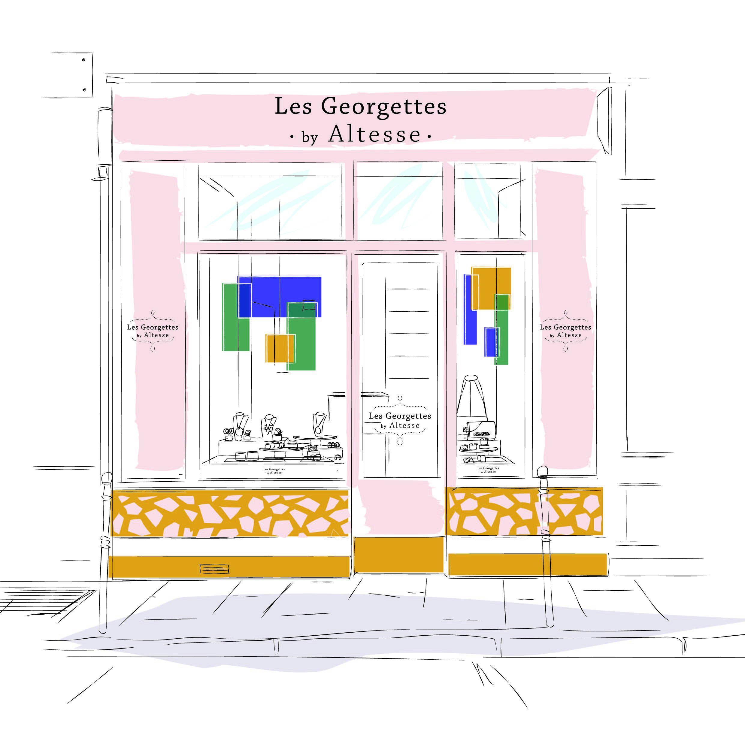 Boutique Marais Les Georgettes
