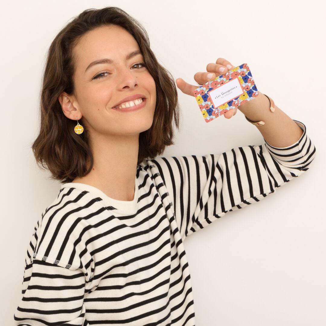 Femme Les Georgettes carte cadeau
