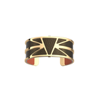 Manchette Ibiza, Finition dorée, Blush / Bronze image number 1
