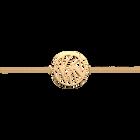 Perroquet bracelet 25 mm, Gold finish image number 1