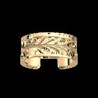 Fontaine Bracelet 25 mm, Gold finish image number 1