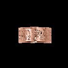 Perroquet Bracelet 25 mm, Rose gold finish image number 1