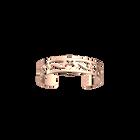 Étoile Bracelet 12 mm, Rose gold finish image number 1