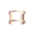 Pure Martelée Bracelet 40 mm, Rose gold finish image number 1