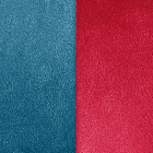 Leather insert, Petrol Blue / Raspberry image number 1