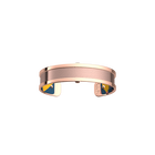 Pure Bracelet, Rose gold finish, Parrot / Mermaid Pink image number 2