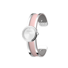 Structure Watch, Silver finish, Light Pink / Light Grey image number 1