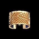 Manchette Ibis, Finition dorée, Lapis / Papyrus image number 2