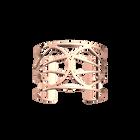 Garden Bracelet 40 mm, Rose gold finish image number 1