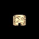 Bague Infini 12 mm, Finition dorée image number 1