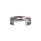 Louxor Bracelet, Silver finish, Cherry / Metal image