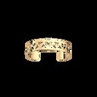 Cœur Bracelet 12 mm, Gold finish image number 1