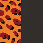 Cuir - Manchettes et Sacs, Leopard / Brun image number 1