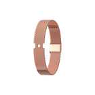 Armband Mailänder Netz, Roségold Ausführung image number 1
