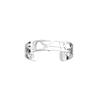 Fleurs du Nil Bracelet 14 mm, Silver finish image number 1