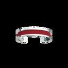 Pure Originel Bracelet, Silver finish, Birds Of Paradise / Raspberry image number 2