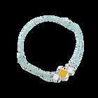 Bracelet Janis, Finition argentée image number 1