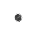 Watch case Absolue round Précieuse, Silver finish image number 1