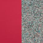 Leather insert, Soft Raspberry / Multicoloured Glitter image number 1