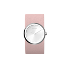 Light Pink / Light Grey Watch, Silver finishes image number 3