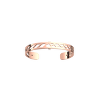 Ibis Bracelet 8 mm, Rose gold finish image number 1