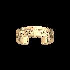 Papyrus Bracelet 14 mm, Gold finish image number 1