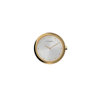 Watch case Grande Absolue round, Gold finish image number 1