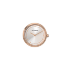 Watch case Grande Absolue round, Rose gold finish image number 1