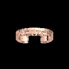 Manchette Maât 8 mm, Finition dorée rose image number 1