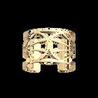 Garden Bracelet 40 mm, Gold finish image number 1