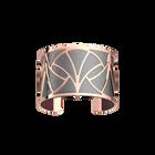 Papyrus Bracelet, Rose gold finish, Cherry / Metal image number 2