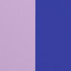 Leather insert - Bracelets & Bags, Pastel Lilac / Royal Blue image number 1