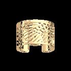 Ibis Bracelet 40 mm, Gold finish image number 1