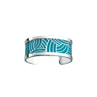 Pure Originel Bracelet, Silver finish, Groove / White image number 2