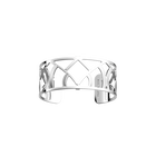 Hiboux Bracelet 25 mm, Silver finish image number 1
