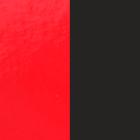 Fluid perspex insert, Patent Red / Black image number 1