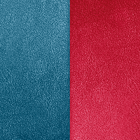 Leather insert, Petrol Blue / Raspberry image number 1
