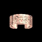 Scarabée Bracelet 25 mm, Rose gold finish image number 1