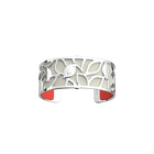 Limonade Bracelet, Silver finish, Cloud / Poppy Red image number 1