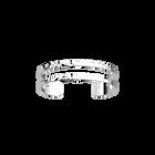 Pure Martelée Armreif 14 mm, Silber Ausführung image number 1