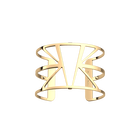 Manchette Ibiza 40 mm, Finition dorée image number 1