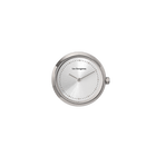 Watch case Grande Absolue round, Silver finish image number 1
