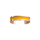 Manchette Pure Originel, Finition dorée rose, Dandelion / Sun image number 2