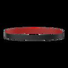 Belt 33 mm width, Black / Red image number 1