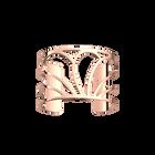 Manchette Rosée 40 mm, Finition dorée rose image number 1
