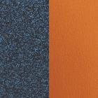 Cuir, Glitter Bleu / Abricot image number 1